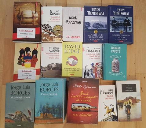 Bibliografie BAS scriere creativa