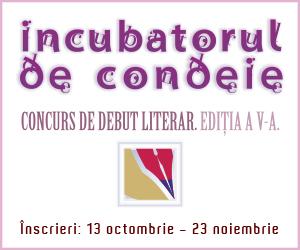 concurs literar incubatorul de condeie