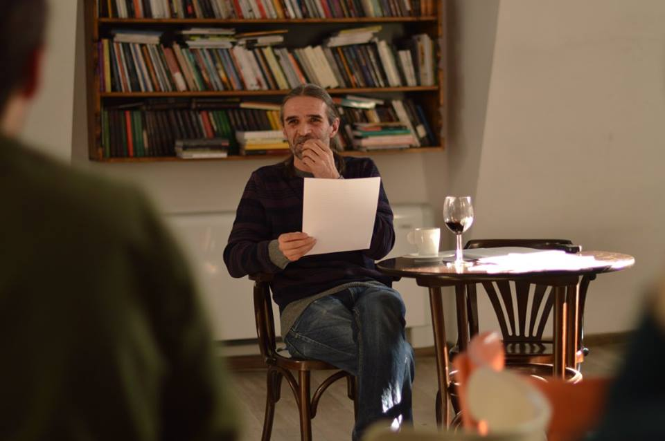 Marin Mălaicu Hondrari Creative Writing Sundays