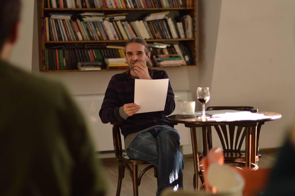 Marin Mălaicu Hondrari Creative Writing Sundays