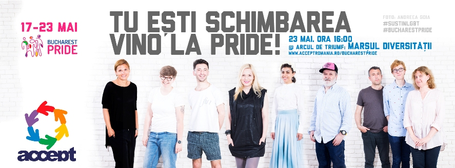 bucharest pride 2015